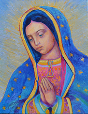A Prayer to Our Lady of Guadalupe